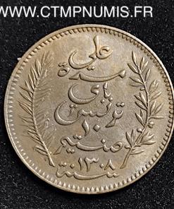 TUNISIE 10 CENTIMES COLONIES 1891 A PARIS