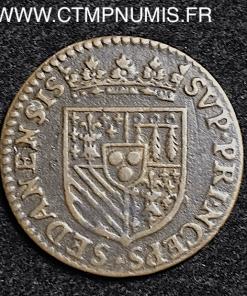 CHAMPAGNE LIARD HENRI DE LA TOUR 1614 SEDAN
