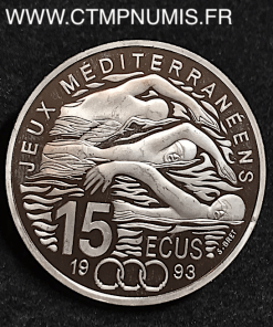 100 FRANCS JEUX MEDITERANEEN NATATION  1993