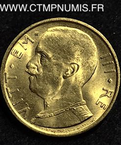 ITALIE 50 LIRE OR VICTOR EMMANUEL III 1931 IX