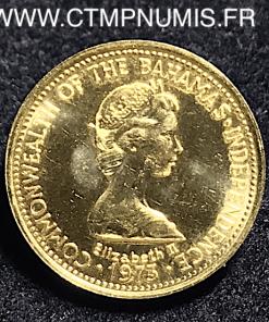 ,BAHAMAS,50,DOLLARS,OR,OISEAU,1975,SPL,
