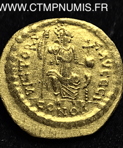 ,SOLIDUS,OR,JUSTIN,II,CONSTANTINOPLE,ASSISE,