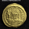 ,JUSTIN,II,SOLIDUS,OR,CONSTANTINOPLE,ASSISE,