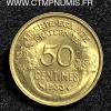,50,CENTIMES,MORLON,1933,SPL,