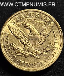USA,5,DOLLAR,OR,HALF,EAGLES,1878