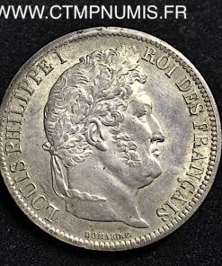 ,5,FRANCS,ARGENT,LOUIS,PHILIPPE,1831,TOULOUSE