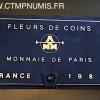 ,SERIE,FDC,MONNAIE,DE,PARIS,1985,