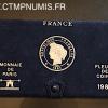 ,SERIE,FDC,MONNAIE,DE,PARIS,1983,