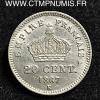 20 CENTIMES NAPOLEON 1867 K BORDEAUX SUP