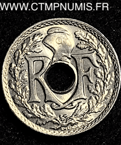 5 CENTIMES LINDAUER PETIT MODULE 1922