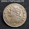 LOUIS XVI 1/2 SOL 1784 M TOULOUSE SUP