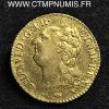 LOUIS XVI LOUIS D'OR 1789 M TOULOUSE