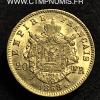 20 FRANCS OR NAPOLEON III 1868 A PARIS SUP