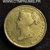 ITALIE PARME 40 LIRE OR MARIE LOUISE 1815