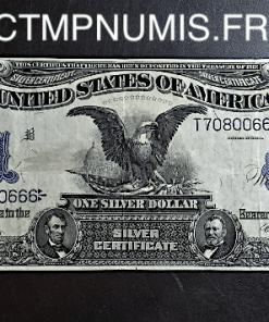 BILLET USA 1 DOLLAR 1899