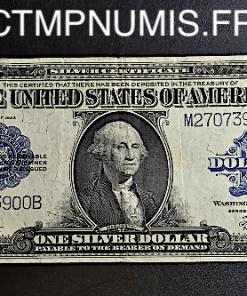 BILLET USA 1 DOLLAR 1923 WASHINGTON