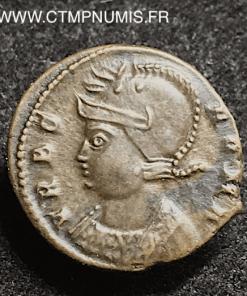 CONSTANTIN I° NUMMUS URBS ROMA R/ LOUVE TREVES