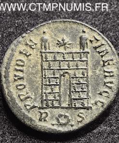 EMPIRE CONSTANTIN I° R/ PORTE DE CAMP ROME