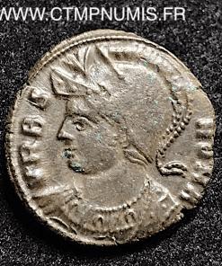 NUMMUS URBS ROMA R/ LOUVE CONSTANTINOPLE