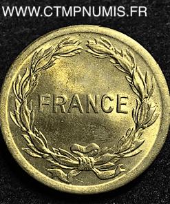 2 FRANCS FRANCE 1944 PHILADELPHIE SUP+