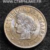 1 CENTIME CERES 1879 A PARIS SPL