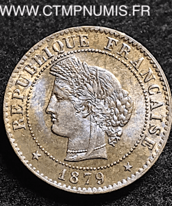 1 CENTIME CERES 1879 A PARIS SPL