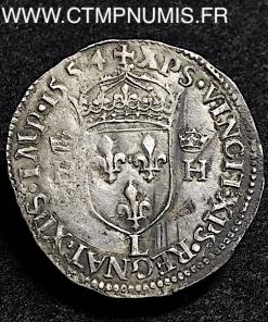 HENRI II TESTON TETE COURONNEE 1554 L BAYONNE