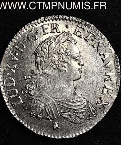 LOUIS XV 1/2 ECU AUX 8 L 1725 M TOULOUSE