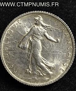 1 FRANC ARGENT SEMEUSE 1902 SUP