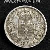 1/2 FRANC ARGENT CHARLES X 1827 A PARIS