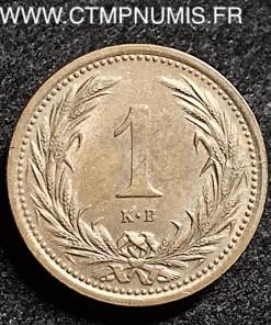 HONGRIE 1 FILLER 1896 KB SUP