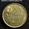50 FRANCS G. GUIRAUD 1952 SUP+