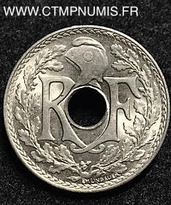 5 CENTIMES LINDAUER GRAND MODULE 1917 SPL