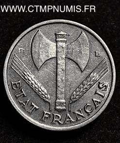 50 CENTIMES FRANCISQUE 1943 B BEAUMONT