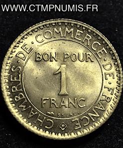 1 FRANC CHAMBRES DE COMMERCE DOMARD 1921