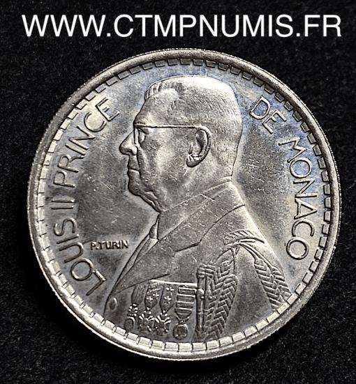 MONACO ESSAI 20 FRANCS LOUIS II 1945