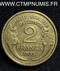 2 FRANCS MORLON 1935
