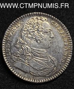 JETON ARGENT LOUIS XV SAINT ESPRIT 1728