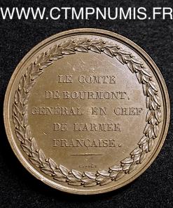 MEDAILLE BRONZE PRISE D'ALGER 5 JUILLET 1830